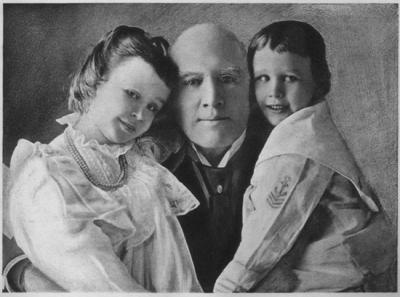 Robert Ingersoll & children