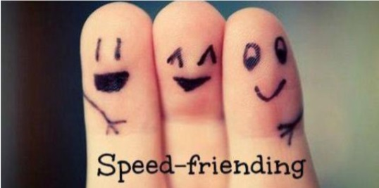 Speed Friending